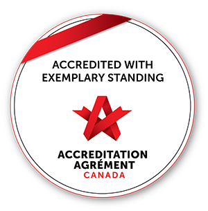 2019 Accreditation seal