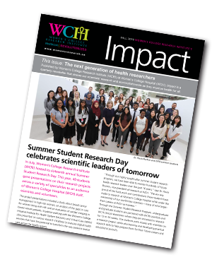 Cover of the Spring 2019 issue of Impact